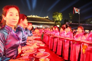 """The Capital of Gastronomy"" - promoting Hue cuisine"
