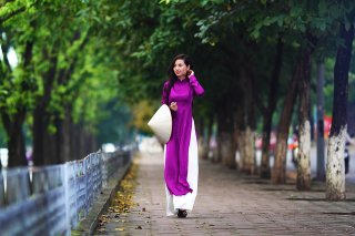 "Creating, managing and developing  ""Hue Ao dai"" collective brand"