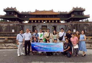 Cooperating to develop tourism between Hue and Gifu province – Japan