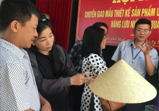 Thua Thien Hue province diversifies its souvenirs and gifts with Hue's cultural identity