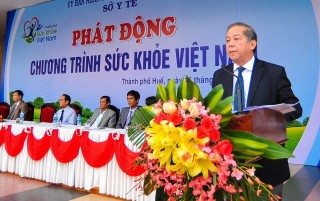 "Over 1,000 participants at the launching ceremony of ""Vietnam Health Festival"""