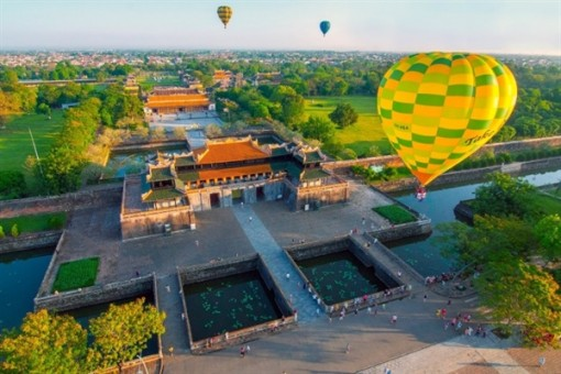 5 Countries to Join Hue International Hot Air Balloon Festival
