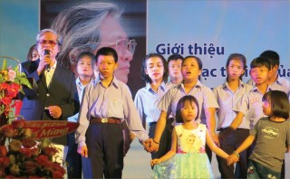 Mien Duc Thang and music therapy