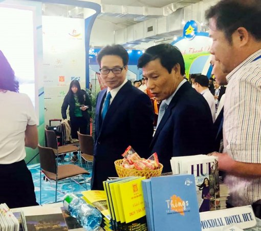 Hue promotes tourism at International Tourism Fair - VITM Hanoi