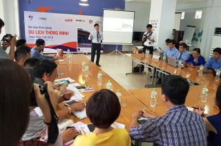 Thua Thien Hue Tourism Department is willing to support and connect tourism startup companies