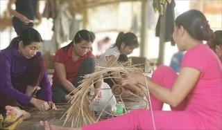 Creating ceaselessly to produce more new bamboo and rattan products