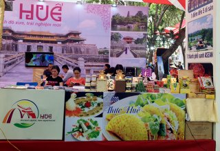 Hue introduces destination in Ho Chi Minh city Tourism Festival 2019