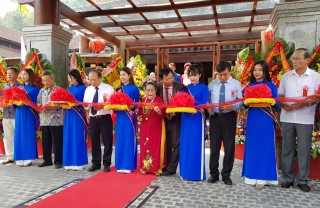 Sankofa Village Hill Resort & Spa officially opened