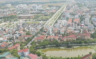 Forming An Van Duong Model Urban Area