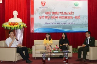 Introducing and launching VietSeeds Foundation - Hue