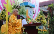 Celebrating Vesak 2563 Buddhist calendar