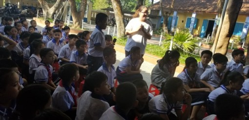 150 pupils participate in painting contest on environment