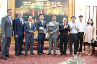 One more 15 million USD factory invested in Chan May - Lang Co economic zone