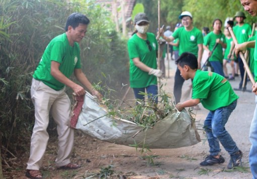 """Typical organizations and individuals of the """"Green Sunday"""" project to be rewarded on June 2"""