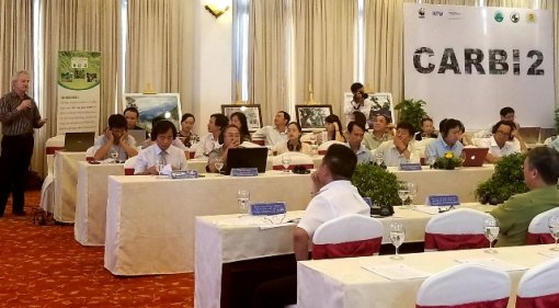 World Wide Fund For Nature - WWF Vietnam launches CarBi project phase 2