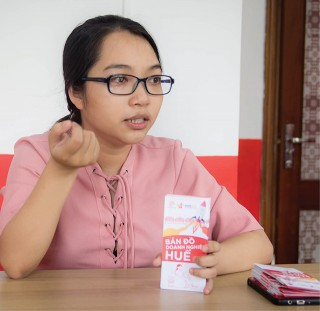 Thua Thien Hue province develops a map to connect startups