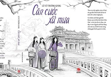 "Slow down with ""Can cuoc xu mua"" (The identity of a rainy land)"