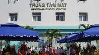 Establishment of Hue Central Hospital Ophthalmology Center