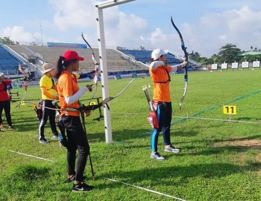 Hue's Archery team reaches the national record