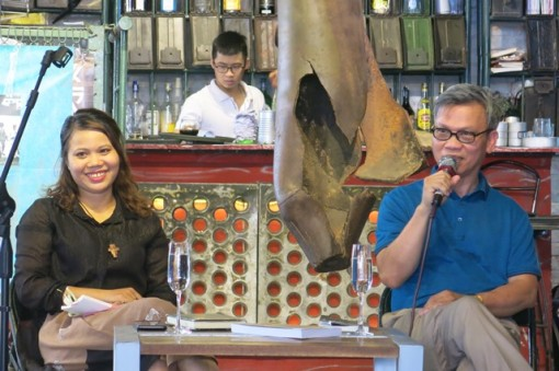 "Launching the book ""Temptation of Vietnam"""