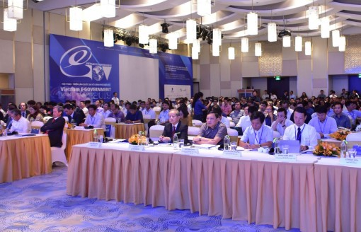 National e-Government Conference is opened in Hue