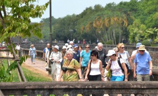 Hue among top 10 destinations attracting the most international tourists in Vietnam
