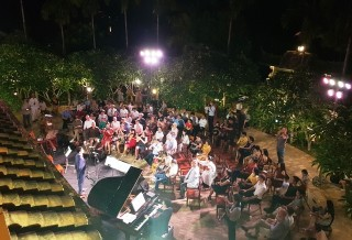 Classical concert to raise funds for a public swim site by the Huong River