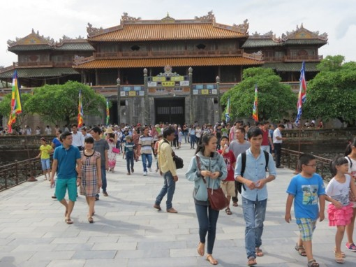 Free tickets to visit Hue Citadel on August 17 and 18