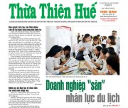 Đón đọc thông tin hấp dẫn trên Báo Thừa Thiên Huế số 7681, thứ sáu, ngày 23/8/2019