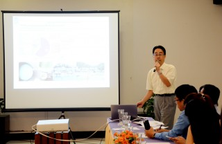 Sharing tourism development experience through public-private partnerships
