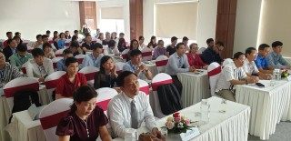 More than 50 participants took part in CEO training