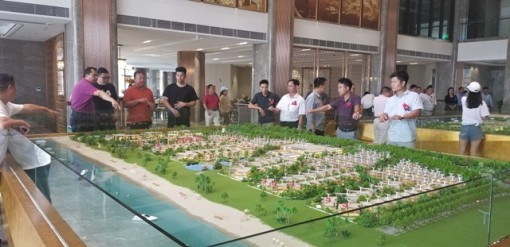 Kicking off the first phase of Minh Vien Lang Co resort
