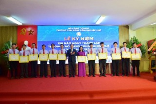 120th Anniversary of Hue Industrial College
