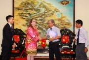 New US Consulate General in Ho Chi Minh City paid a visit to Hue