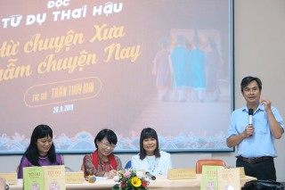 """Meeting on the historical novel about """"Dowager Queen Tu Du"""""""