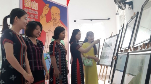 """Paracel island and Spratly Island belong to Vietnam - Historical and legal evidences"" exhibition"