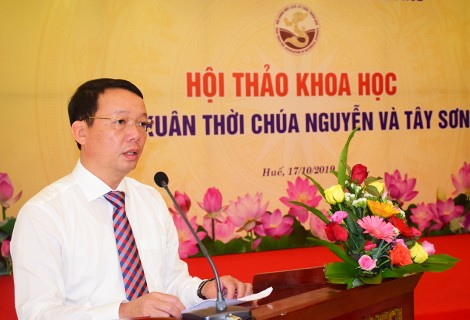 Conference on Phu Xuan under the Nguyen Lords and Tay Son reign