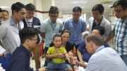 Updating new techniques of hand deformities surgery for doctors in the Central region and all over the country