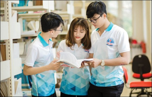 Hue University with international affiliation, providing high quality training