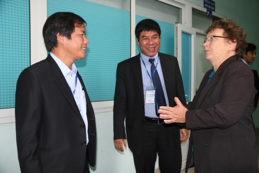 Aiming at reducing flood risks in Central Vietnam