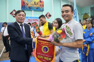 400 athletes compete in the Second National Student Vovinam Tournament
