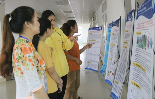 National conference of young researchers in Hue