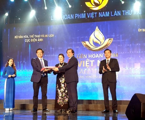 Thua Thien Hue hosts the 22nd Vietnam Film Festival