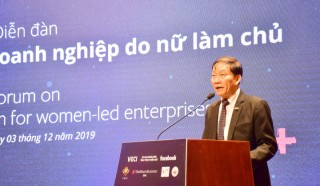 "Hue city hosts the forum ""Digital transformation for women-owned businesses"""