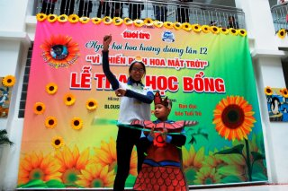 """Thuy's dream"" program comes to Hue child patients"