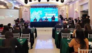International Press Conference on the 11th Hue Festival in 2020