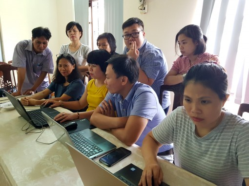 Journalism for Sustainable Development Award 2019: Thua Thien Hue Newspaper wins the A prize in the Collective award