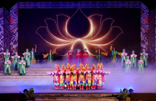 Announcing ticket prices of art programs in Hue Festival 2020