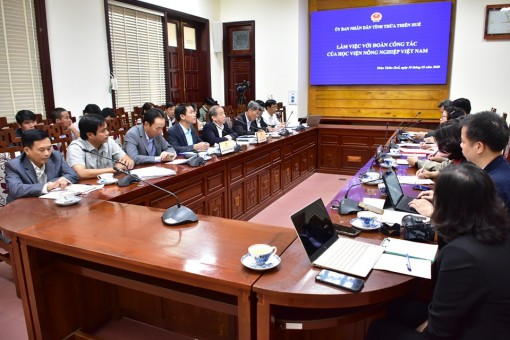 Developing sustainable, safe and high-tech agriculture in Hue