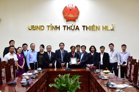 Ryukyu University desires to cooperate with Hue to develop agricultural products